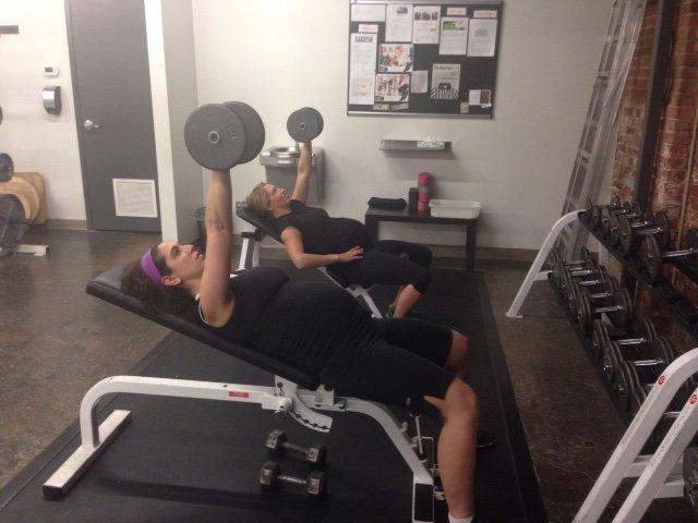 Prolapse Safe Exercise - Jessie Mundell-4396