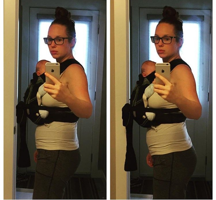 Be Aware When Doing Baby-Wearing Fitness
