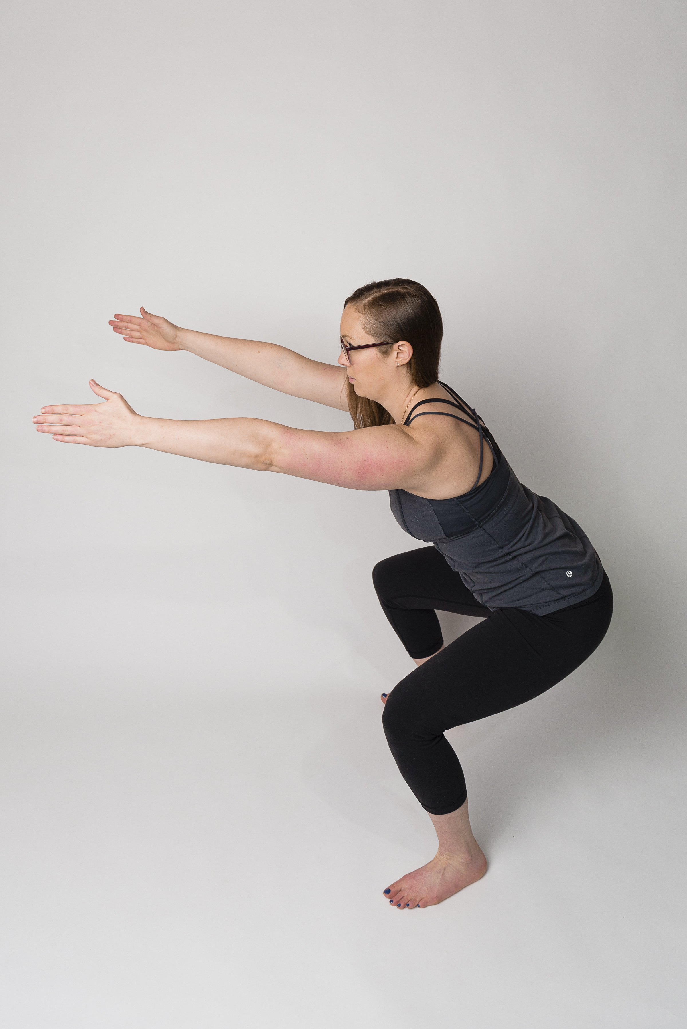 Exercising After C Section Read This First Jessie Mundell Bodyweight Beginners Circuit Fitness Healthy Living Pinterest Squat End