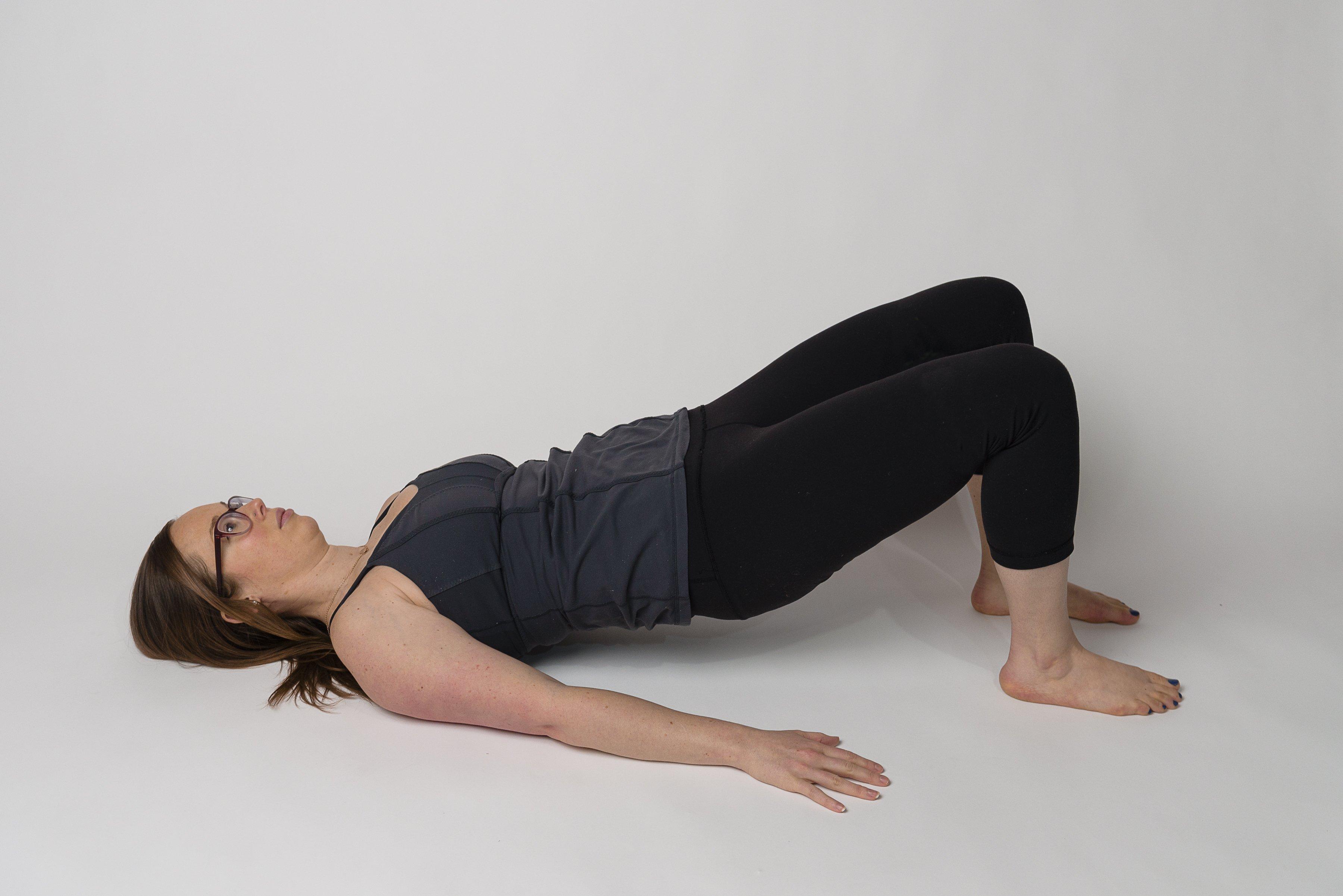 Core Exercises For Postpartum Jessie Mundell