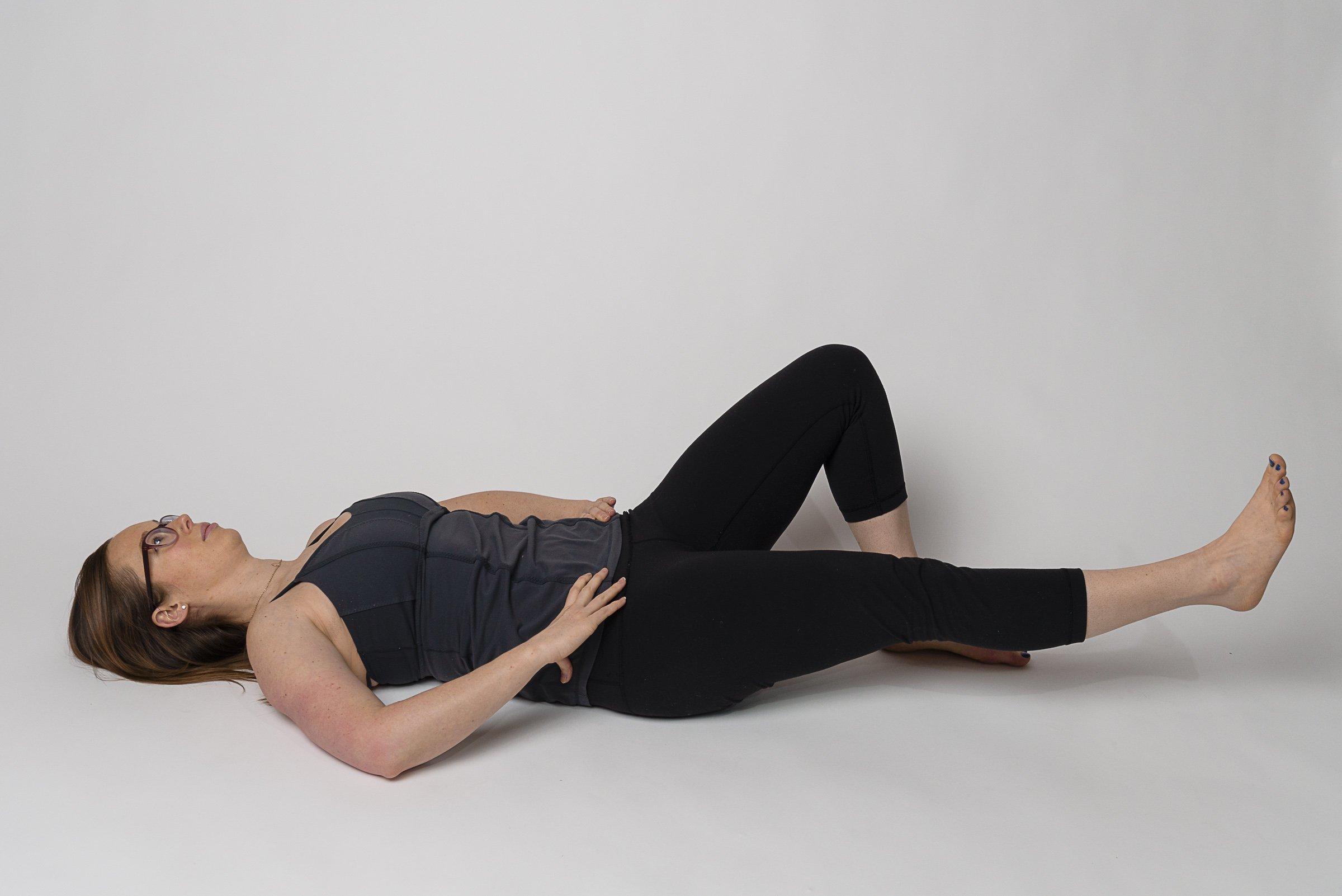 Core Exercises for Postpartum