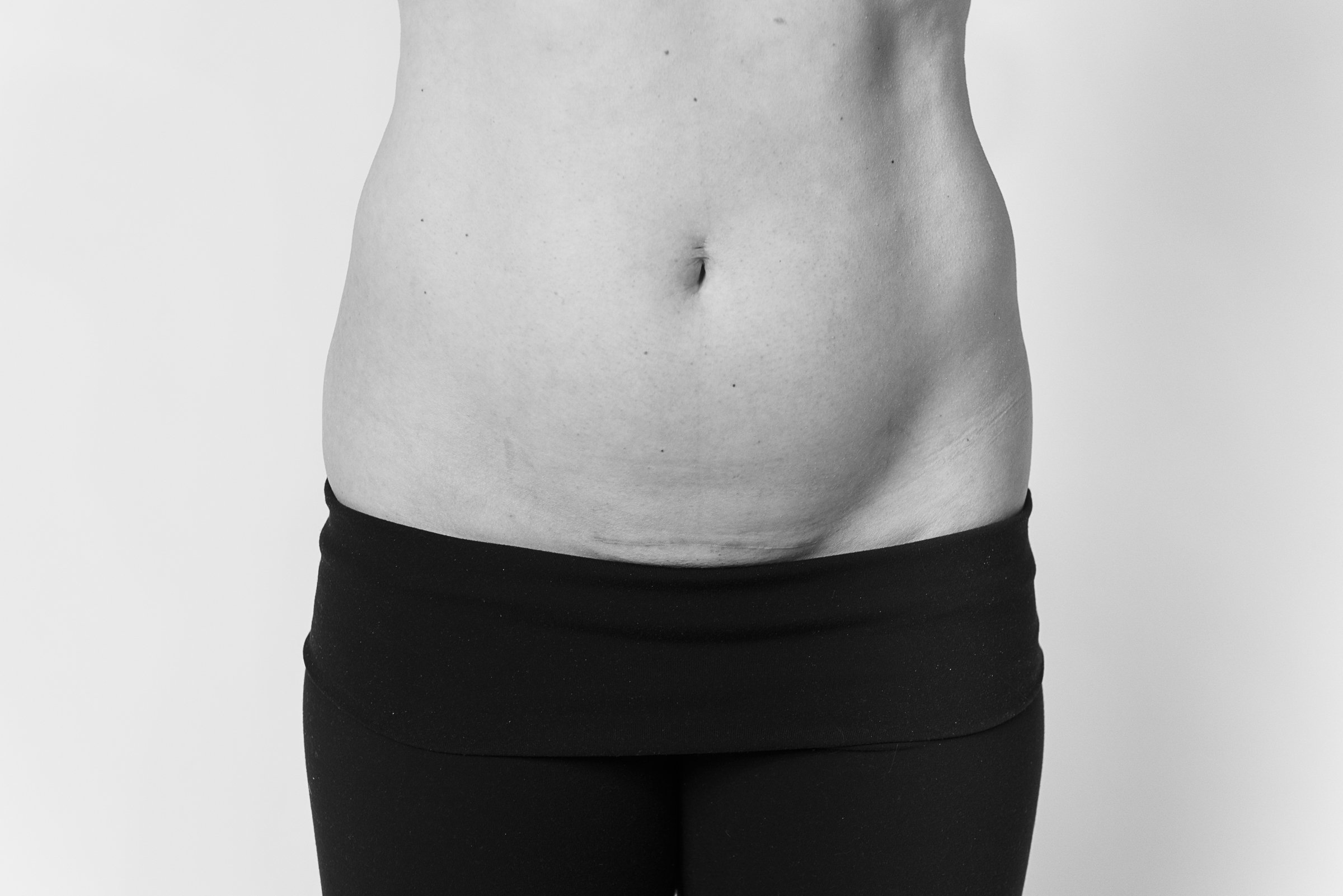 If You're Only Looking to Get Flat Abs Post-Pregnancy, I'm Not Your Trainer