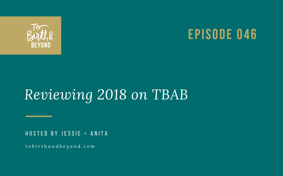 [PODCAST] Reviewing 2018 on TBAB