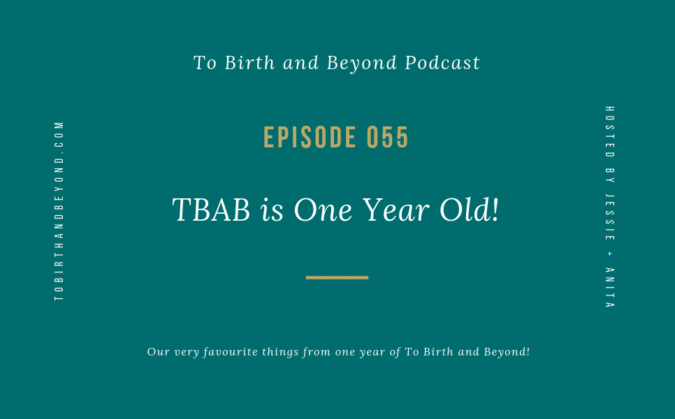 [PODCAST] TBAB is One Year Old!