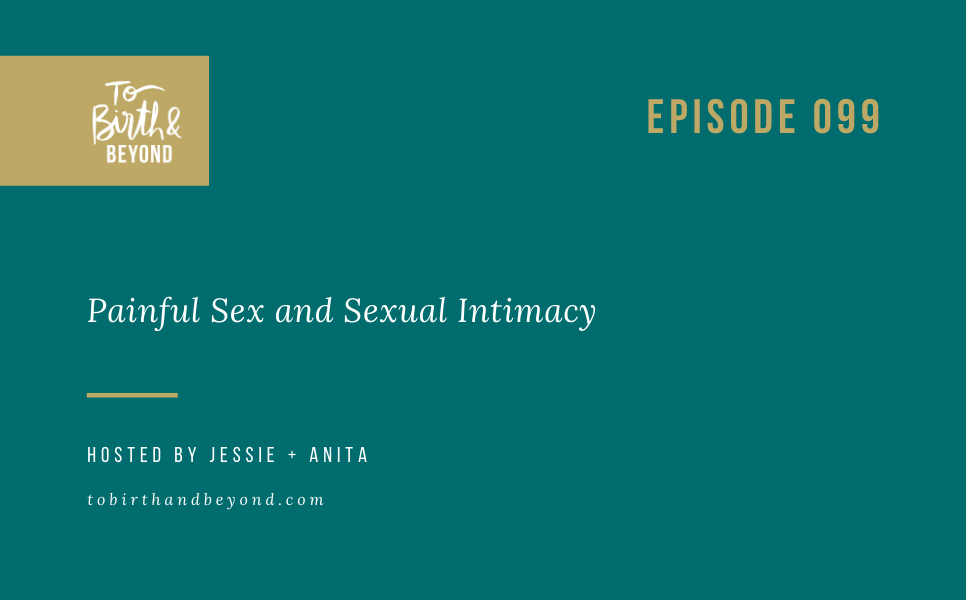 [PODCAST] Q&A Painful Sex and Sexual Intimacy