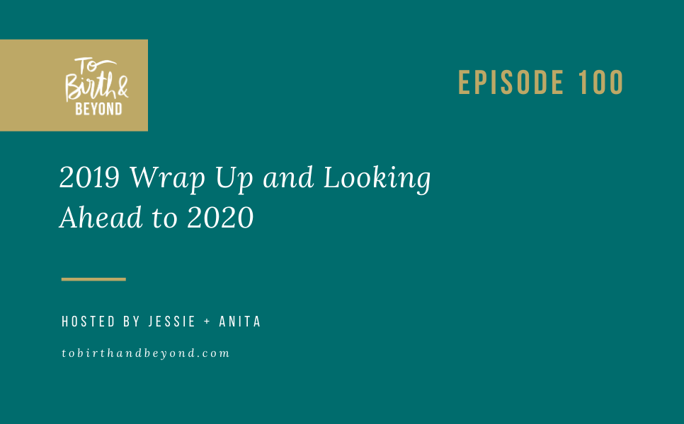 [PODCAST] 2019 Wrap Up and Looking Ahead to 2020
