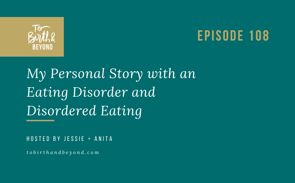 [PODCAST] My Personal Story with an Eating Disorder and Disordered Eating