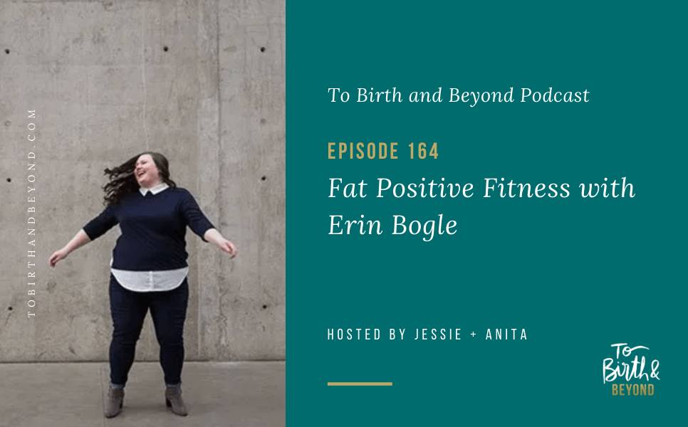 [PODCAST] Fat Positive Fitness with Erin Bogle